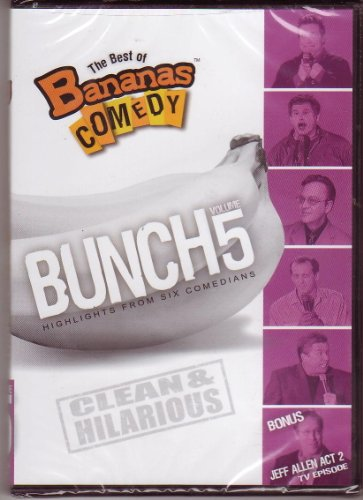 The Best of Bananas Comedy: Bunch Volume 5 by Capitol Christian Distribution
