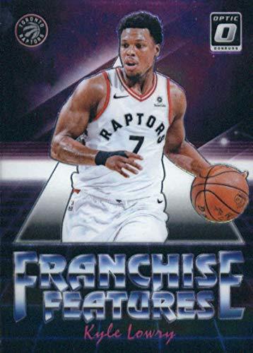 75265169652ce Amazon.com: 2018-19 Donruss Optic Franchise Features Basketball #28 ...