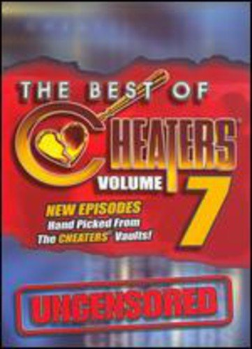 DVD : Cheaters Uncensored 7 (Canada - Import, NTSC Format)