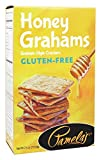 Pamela's Products - Gluten Free Graham Crackers Honey - 7 oz (pack of 2) by Pamela's Products