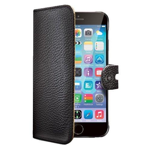 Celly Negru Handy Tasche für Apple iPhone 6