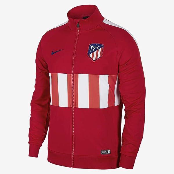 Nike Sportswear Atlético De Madrid Chaqueta, Hombre, Green Abyss ...