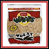 Father Sam's Bakery | Case Pack 18 Bags | 144 10'' 100% Whole Wheat Wraps