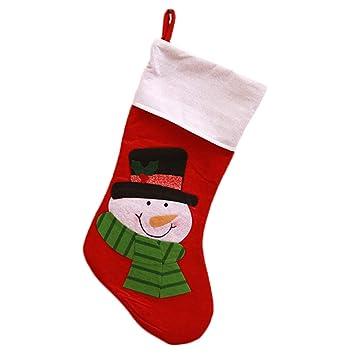 Chytaii Bolsa de Dulces de Navidad para Niños Caja de Dulces ...