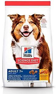 Hill's Science Diet, Alimento para Perro Adulto 7+ años, Seco (bulto)