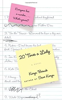 20 Times a Lady: A Novel by [Bosnak, Karyn]