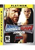 WWE Smackdown vs. Raw 2009 platinum