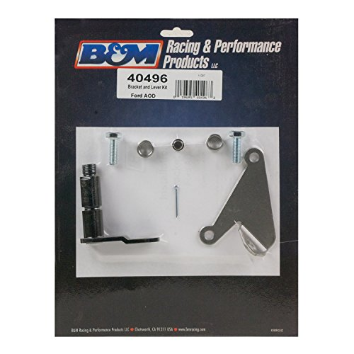 B&M 40496 Bracket And Lever Kit