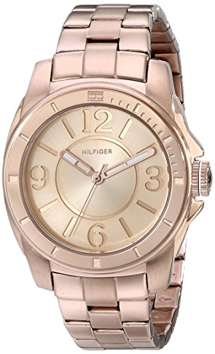n's 1781141 Sport Rose Gold Plated Stainless Steel Bracelet  Watch ()