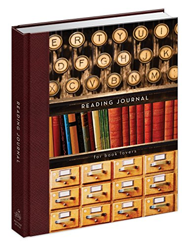 Reading Journal: For Book Lovers (Journal Reference Book)