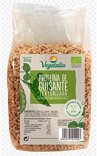 Prote na de Guisante Texturizada Vegetalia 250gr