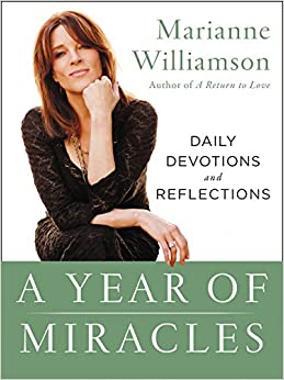 image for A Year of Miracles: Daily Devotions and Reflections