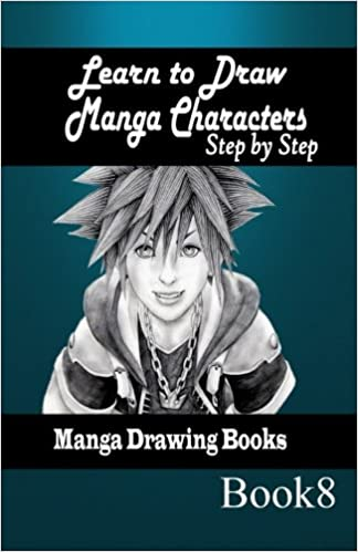 Learn To Draw Manga Characters Step By Book 8 Drawing Books How Volume 1 Gala Publication 9781519445599