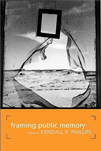 Book cover from Framing Public Memory (Albma Rhetoric Cult & Soc Crit) by Vivian Howard