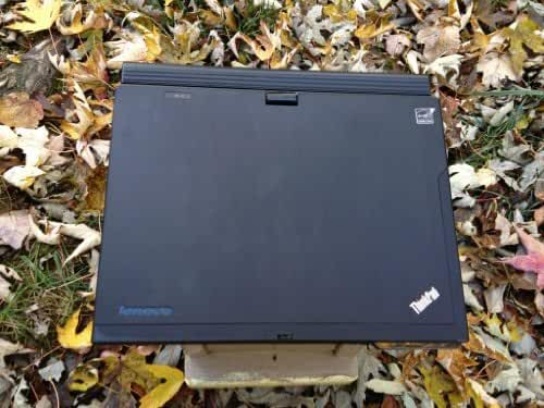 ThinkPad X200 Tablet PC