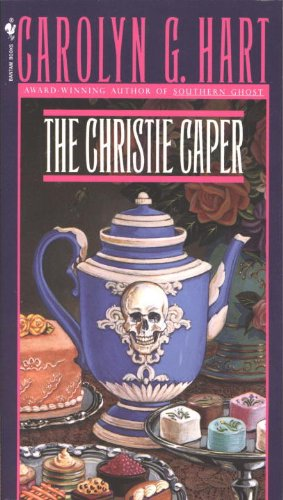 The Christie Caper (Death on Demand Mysteries Series Book 7) cover