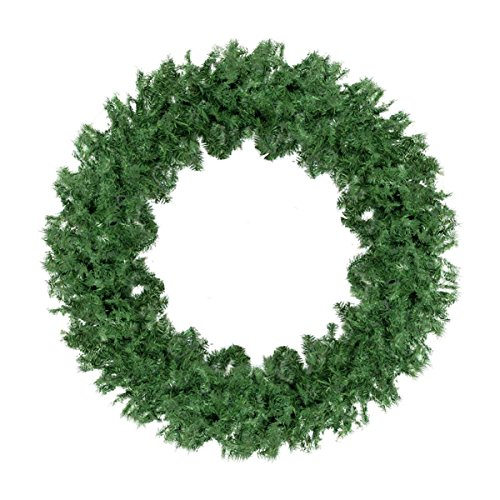 Perfect Holiday Canadian Pine Artificial Christmas Wreath-Unlit, 30