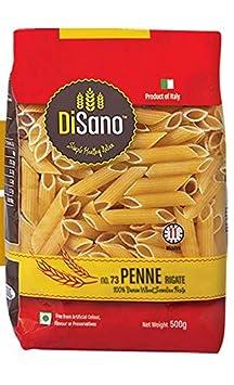 Disano 100% Durum Wheat Semolina Penne Pasta, 500g