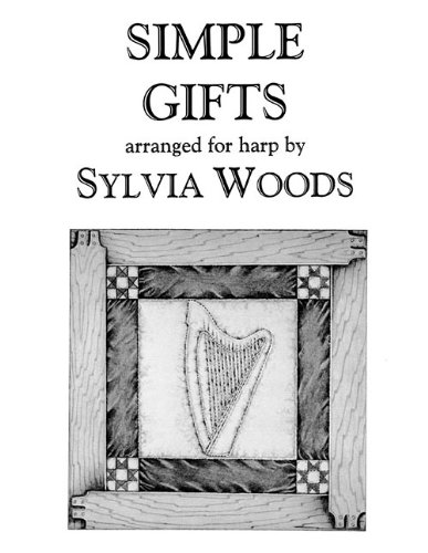Simple Gifts: Arranged for Harp ()