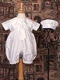 Boys Christening Outfit - Dupioni Silk Sailor