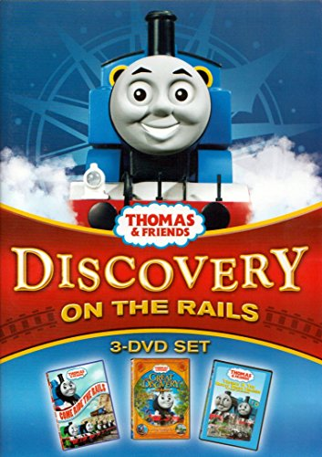Thomas and Friends: Discovery on the Rails (Thomas and Friends: Come Ride the Rails / The Great Discovery - The Movie / Thomas & Friends: Thomas & the Really Brave Engine)