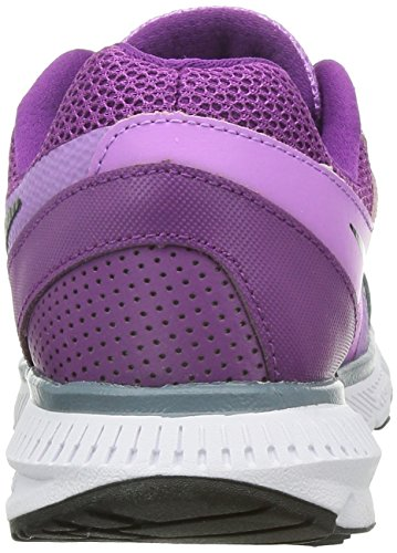 Nike Wmns Zoom Winflo - Zapatillas de running Mujer Azul (Bl Grpht / Blk-Fchs Glw-Bld Brry)