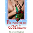 Blindfolds & Mistletoe (an m/m Christmas short story)