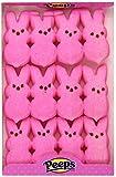 Peeps Pink Bunnies/12-Pc