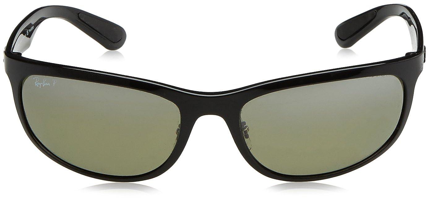 Ray-Ban 0RB4265 Gafas de sol, Shiny Black, 62 para Hombre: Amazon.es ...
