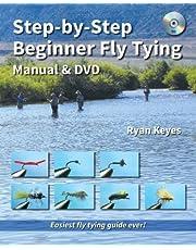 Step-by-Step Beginner Fly Tying Manual & DVD