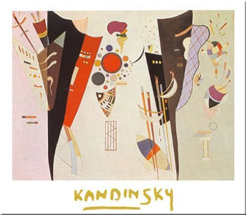 Used, Accord Reciproque, 1942 by Wassily Kandinsky 9.5x12 for sale  Delivered anywhere in Canada