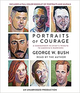 Image result for bush portraits of courage