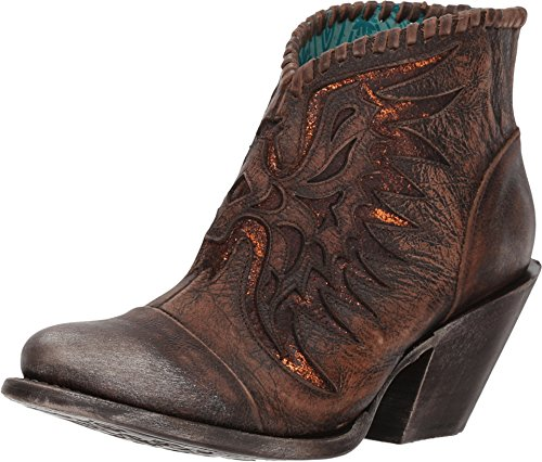 Corral Boots Women's Z0031 Brown 7.5 B US