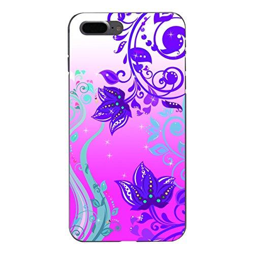 "Disagu Design Case Schutzhülle für Apple iPhone 7 Plus Hülle Cover - Motiv ""Pink flowers"""