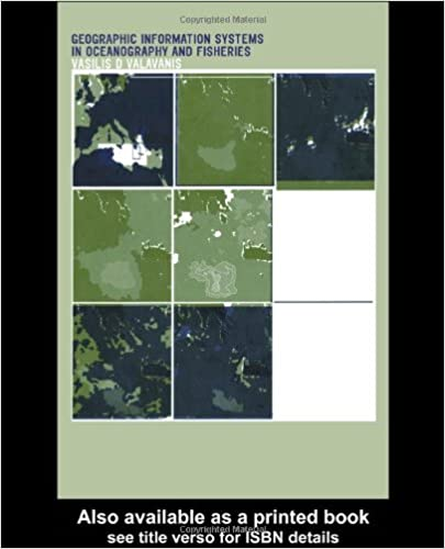 GIS in Oceanography and Fisheries: Preface