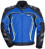 Cortech GX Sport 3.0 Blue Black Jacket Gloves size X-Large