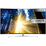 "Samsung UE55KS9000TXZT 55"" 4K Ultra HD Smart TV Black,Silver LED TV - LED TVs (4K Ultra HD, Tizen, A+, 16:9, 3840 x 2160, Mega Contrast)"