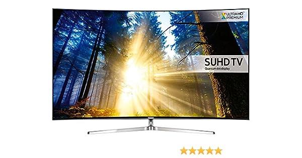 SAMSUNG Ue65ks9000 65inch Curvada suhd 4k led Smart TV Quantum Dot ...
