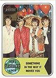 #6: 2018 Topps Heritage News Flashbacks #NF-3 The Beatles' Abbey Road Album Released Baseball Card