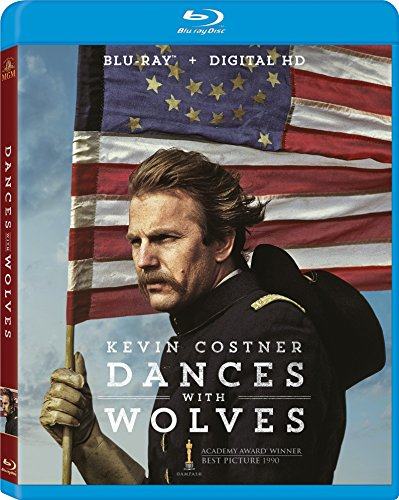 Blu-ray : Dances With Wolves (Anniversary Edition)