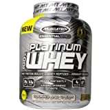 MuscleTech Essential Series 100% Platinum Whey Cookies and Cream - 5 lbs