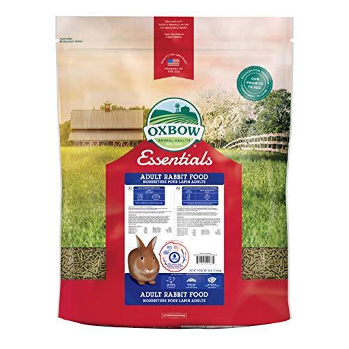 Oxbow Essentials Comida Para Conejos Para Adultos 25 Libras