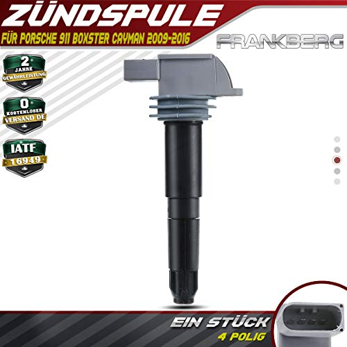 Ignition Coil Ignition Coil Unit for 911 Boxster Cayman 2008-2018 9A160210403: