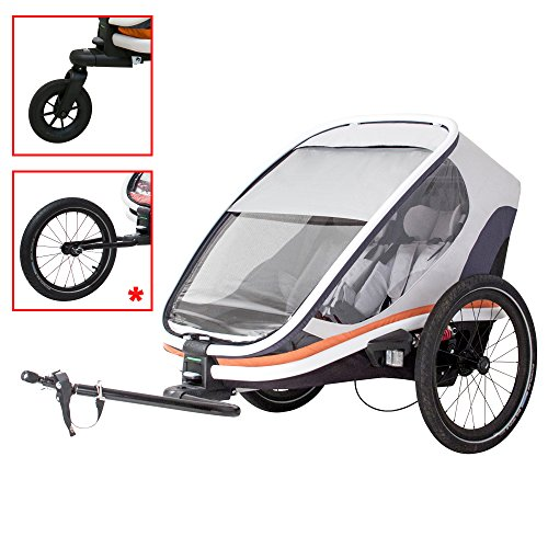 Bike Trailer Stroller Kit - 9