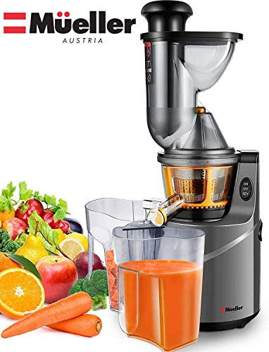 Mueller Austria Ultra Juicer Machine Extractor with Slow Cold Press