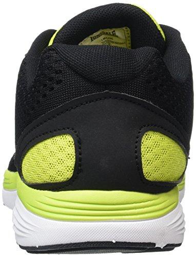 Lonsdale Men's Lisala Multisport Outdoor Shoes Black (Black/Yellow/White) PxyCuF4szn