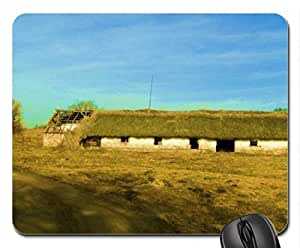 Abandoned stable Mouse Pad, Mousepad (Farms Mouse Pad)