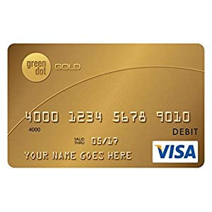 green dot reloadable prepaid visa amazoncom credit cards - Prepaid Visa Cards Near Me
