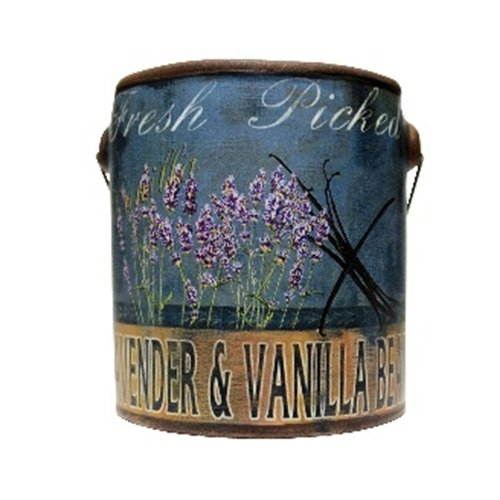 Farm Candle (A Cheerful Giver Lavender Vanilla Farm Fresh Candle, 20 oz)