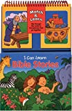 I Can Learn Bible Stories, Gwen Ellis, 0825455308